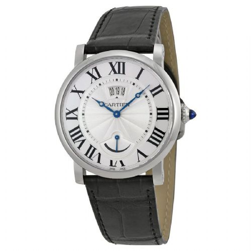 CARTIER Rotonde de Cartier Calendar & Power Reserve Automatic Gents Watch W1556369